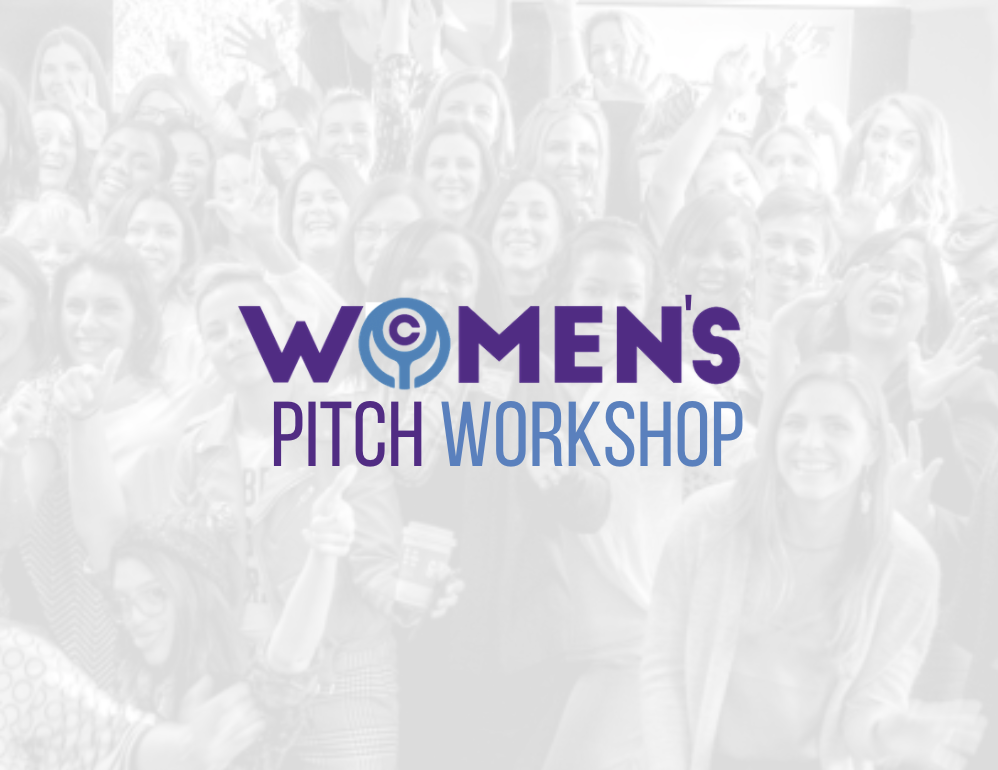 Women's Pitch Training Workshop - Crafting a Sales & Fundraising Pitch